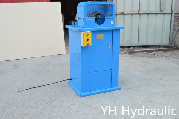 हाइड्रोलिक नली मशीन